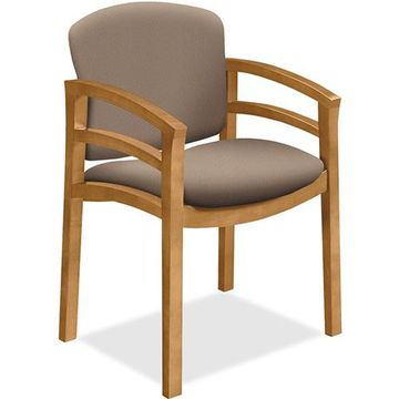 Hon Wood Guest Chair