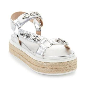 Karl Lagerfeld Paris Women's Palma Embellished Sandals Women's Shoes