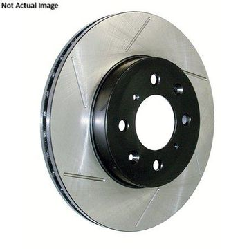 StopTech 126.67072SR StopTech Sport Rotors; Front Right;