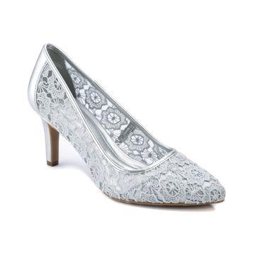 Andrew Geller Twilla Women's Heels Silver