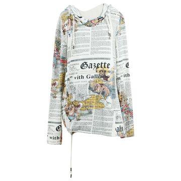 John Galliano Multicolour Cotton Knitwear & Sweatshirts