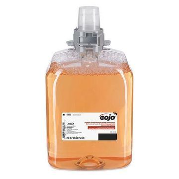 GOJO 5262-02 FMX Orange Foam Hand Soap, Orange Blossom, 2000ml Cartridge