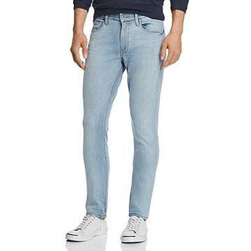 Paige Croft Skinny Fit Jeans in Renfro
