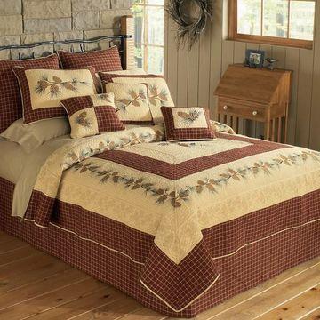 Donna Sharp Pine Lodge Quilt