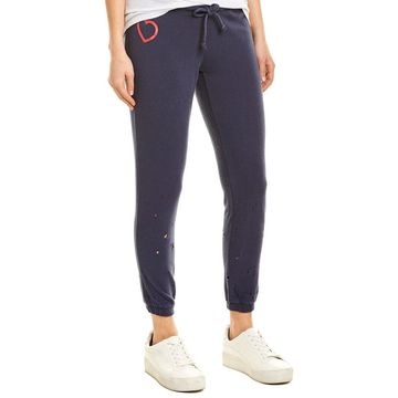 Chaser Womens Distressed Jogger