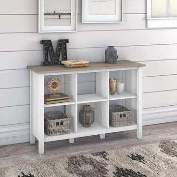 Mayfield 6 Cube Bookcase by Bush Furniture