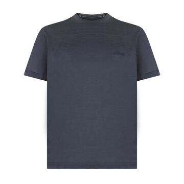Brioni T-shirts and Polos Blue
