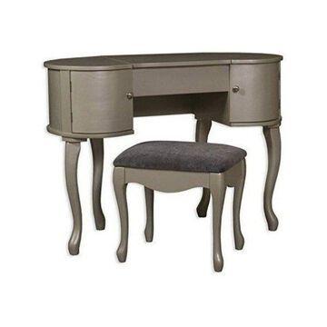 Pemberly Row Vanity Set, Silver