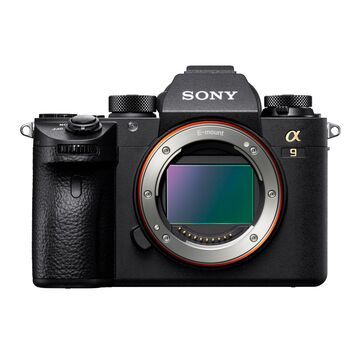 Sony Alpha a9 Full Frame Mirrorless Camera (Body Only)