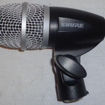 Used Shure PGDMK6XLR Drum Microphone Drum Microphone