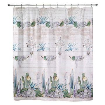 Avanti Canyon Shower Curtain