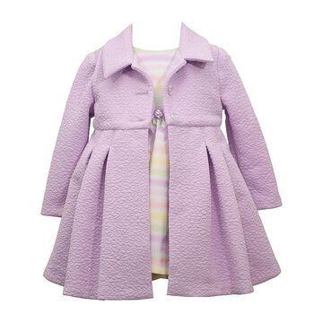 Bonnie Jean Girls Sleeveless Dress Set - Baby