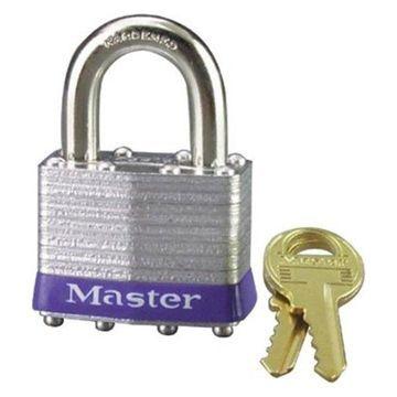 Master Lock 470-1D Master Blister Pack Keyed Different, Master Blister