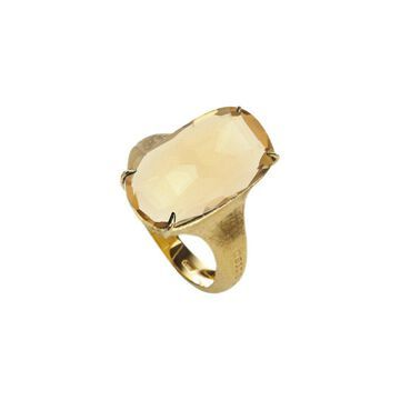 Marco Bicego Murano 18K Citrine Cocktail Ring