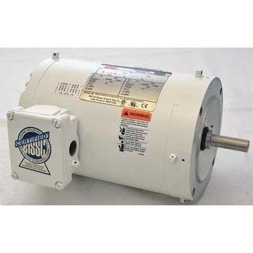 DAYTON 1TTA4BG Washdown Motor,3 Ph,TENV,1 HP,3520 rpm