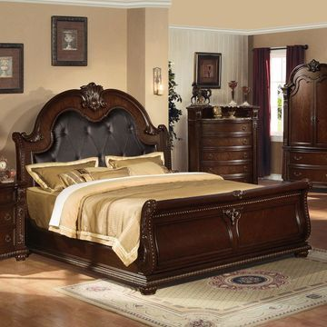 Acme Furniture Anondale Sleigh Bed