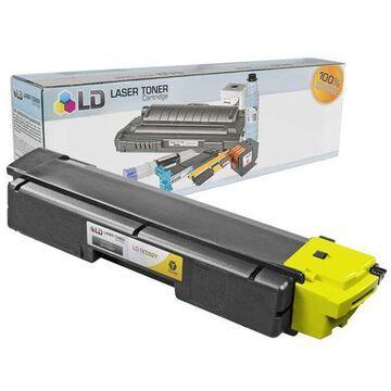 Compatible Kyocera-Mita Yellow TK-592Y Laser Toner Cartridge