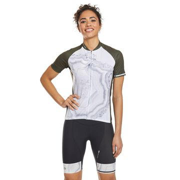 Sugoi Women's Evolution Zap Cycling Jersey