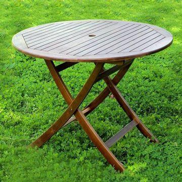 International Caravan Highland 38-inch Folding Table