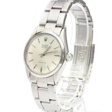 Rolex Silver Steel Watches
