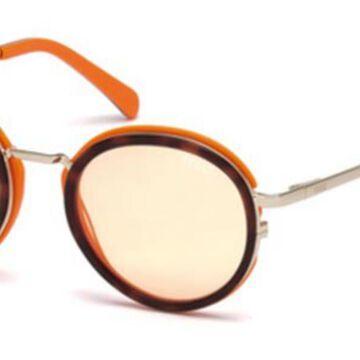 Emilio Pucci EP0046-O 54E Womenas Sunglasses Tortoise Size 49