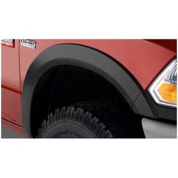 Bushwacker 10-18 Dodge Ram 2500 OE Style Flares 2pc - Black
