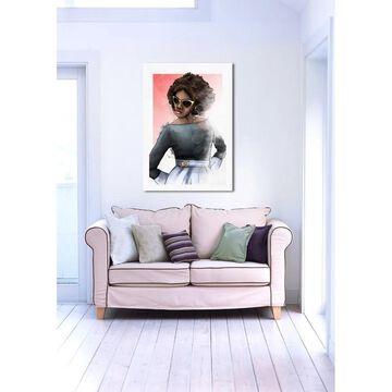 Oliver Gal 'Chic Glam' Framed Art