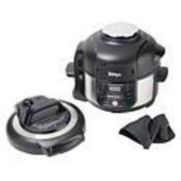 Ninja Foodi 5-Quart 11-in-1 Pressure Cooker w/TenderCrisp Technology - Metallic