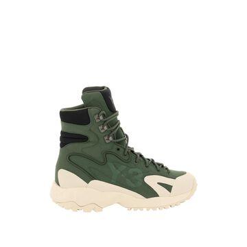 Y-3 notoma high sneakers
