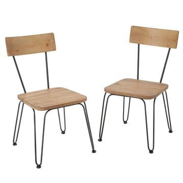 Set of 2 Orval Dining Chair - Christopher Knight Home