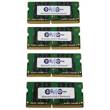 64Gb (4X16Gb) Ram Memory Compatible With Lenovo Thinkpad P50 By CMS C18