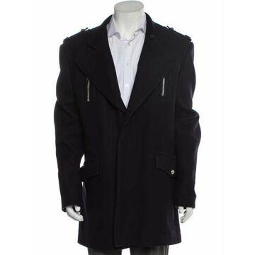 Virgin Wool Overcoat Wool