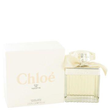 Chloe (New) by Chloe Women Eau De Toilette Spray 2.5 oz