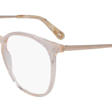 Chloe CE 2749 749 Womenas Glasses Pink Size 52 - Free Lenses - HSA/FSA Insurance - Blue Light Block Available