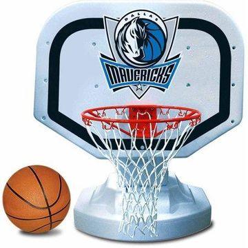 Poolmaster Dallas Mavericks NBA USA Competition-Style Poolside Basketball Game