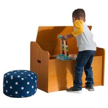 KidKraft Limited Edition Toy Box - Honey