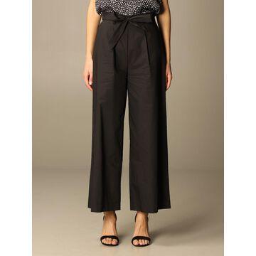 Manila Grace basic high-waisted pants