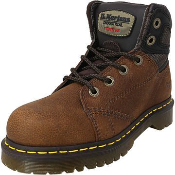 Dr. Martens Fairlegh St Mid-Top Leather Industrial and Construction Shoe
