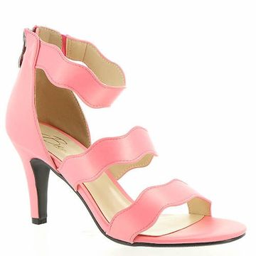 Beacon Womens Gwyneth Fabric Open Toe Ankle Strap D-orsay Pumps - 12