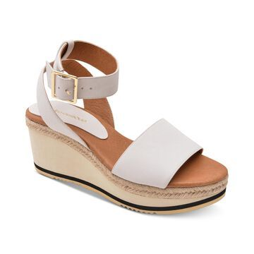 Petra Wedge Sandals