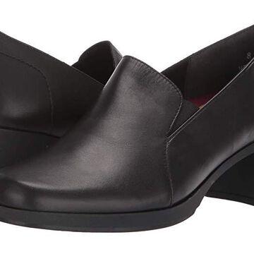 Munro Jemma (Black Leather) Women's Boots