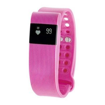 RBX Active Bluetooth Wireless TR3 Activity Tracker - Pink