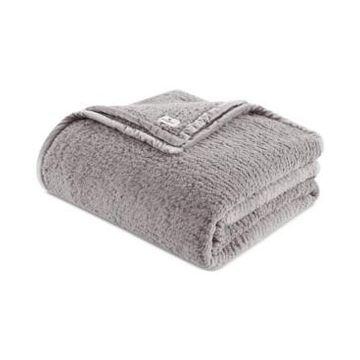 Woolrich Burlington Full/Queen Berber Blanket Bedding