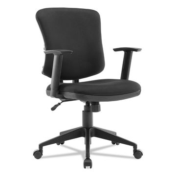Alera Everyday Task Office Chair Black Fabric TE4810