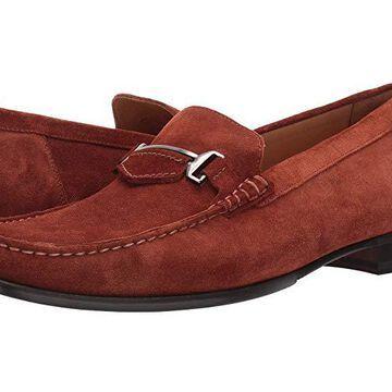 Mezlan Marsella (Cognac) Men's Slip on Shoes