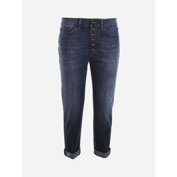 Dondup Loose Koons Jeans In Stretch Cotton