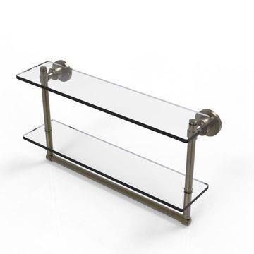 Allied Brass Washington Square-Tier Bathroom Shelf