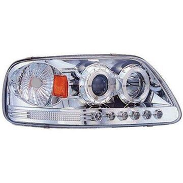 IPCW CWS-541C2 Head Lamps Fits 97-04 Expedition F-150 F-150 Heritage F-250