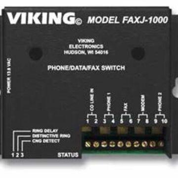 Electronics VK-FAXJ-1000 FaxJack Phone/Fax Switch