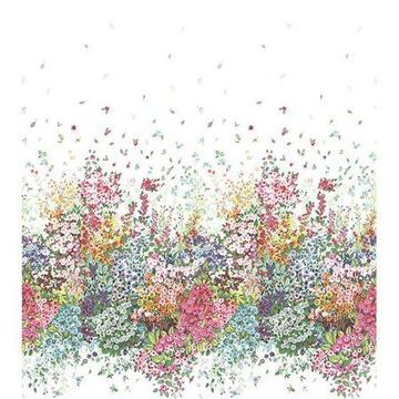 Brewster Meadow Multicolor Wall Mural